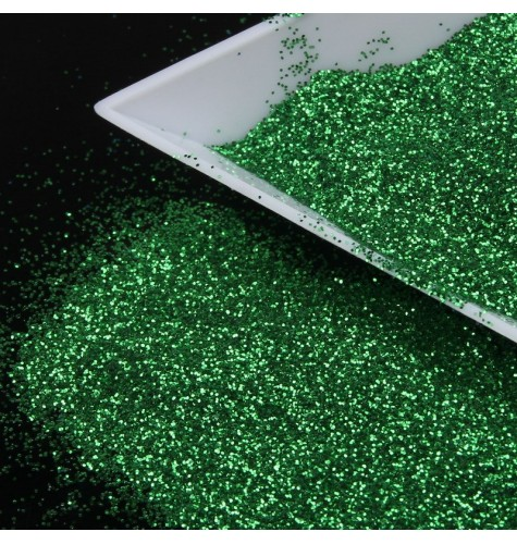 Poudre Paillettes Green manucure ongles et nail art en gel uv manucure ongles et nail art en gel uv