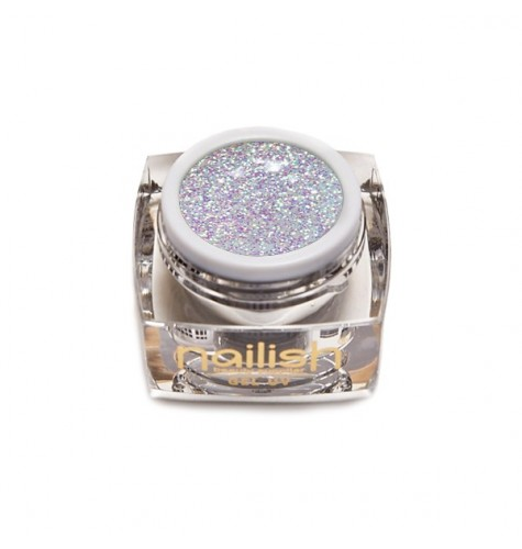 Gel Glitter UV Led Crystal Unicorn 5ml.