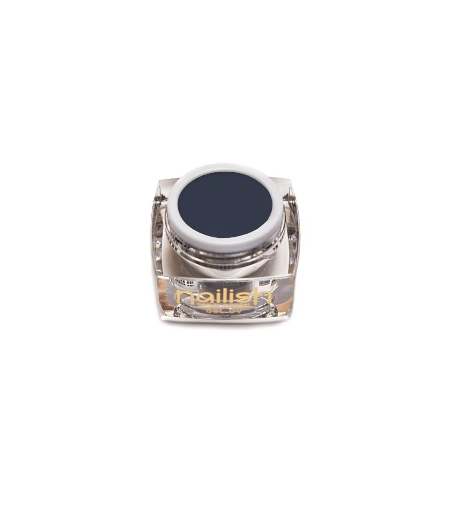 Gel UV /LED Couleur Nailish Gray 5 ml.