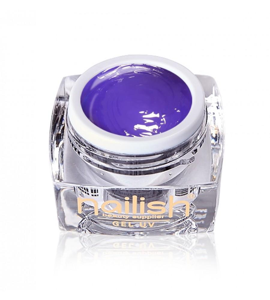 Gel Paint Blue Nailish 5ml manucure ongles et nail art en gel uv