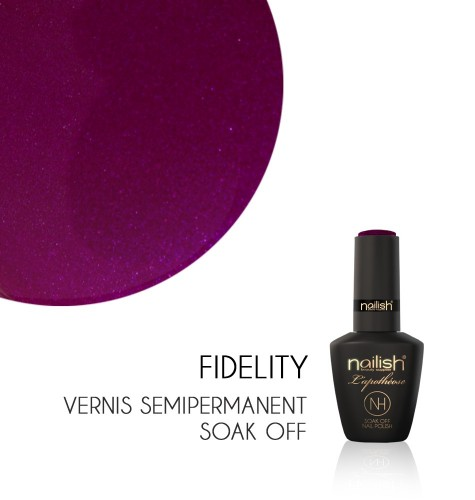 Vernis Semi Permanent UV / LED Fidelity Nailish