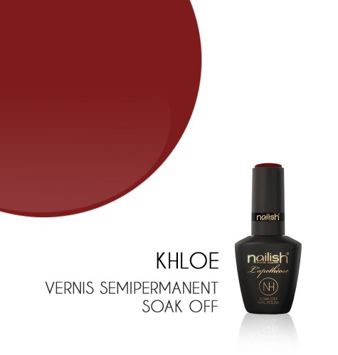 Vernis Semi Permanent UV / LED Khloe L'apothéose Nailish