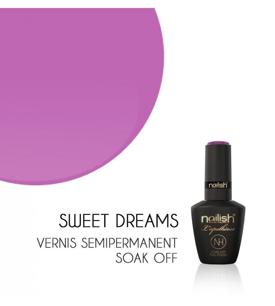 Vernis Semi Permanent UV / LED Sweet Dreams Nailish