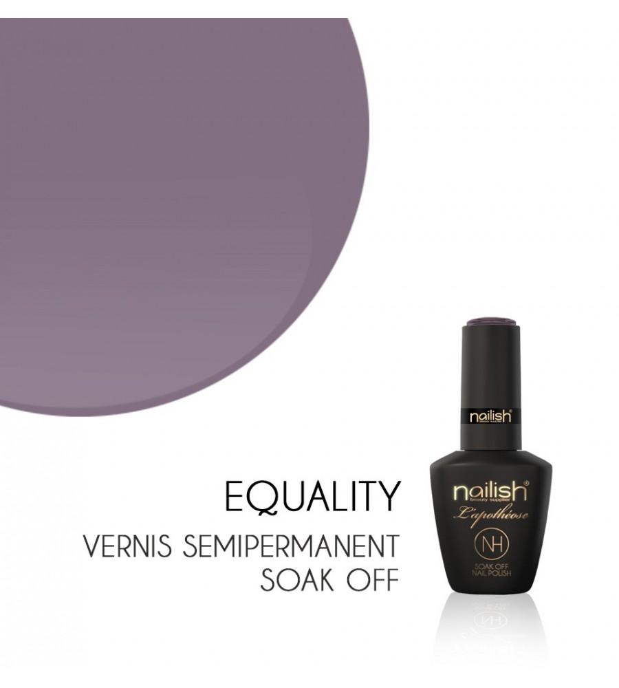 Vernis Semi Permanent UV / LED Equality Nailish