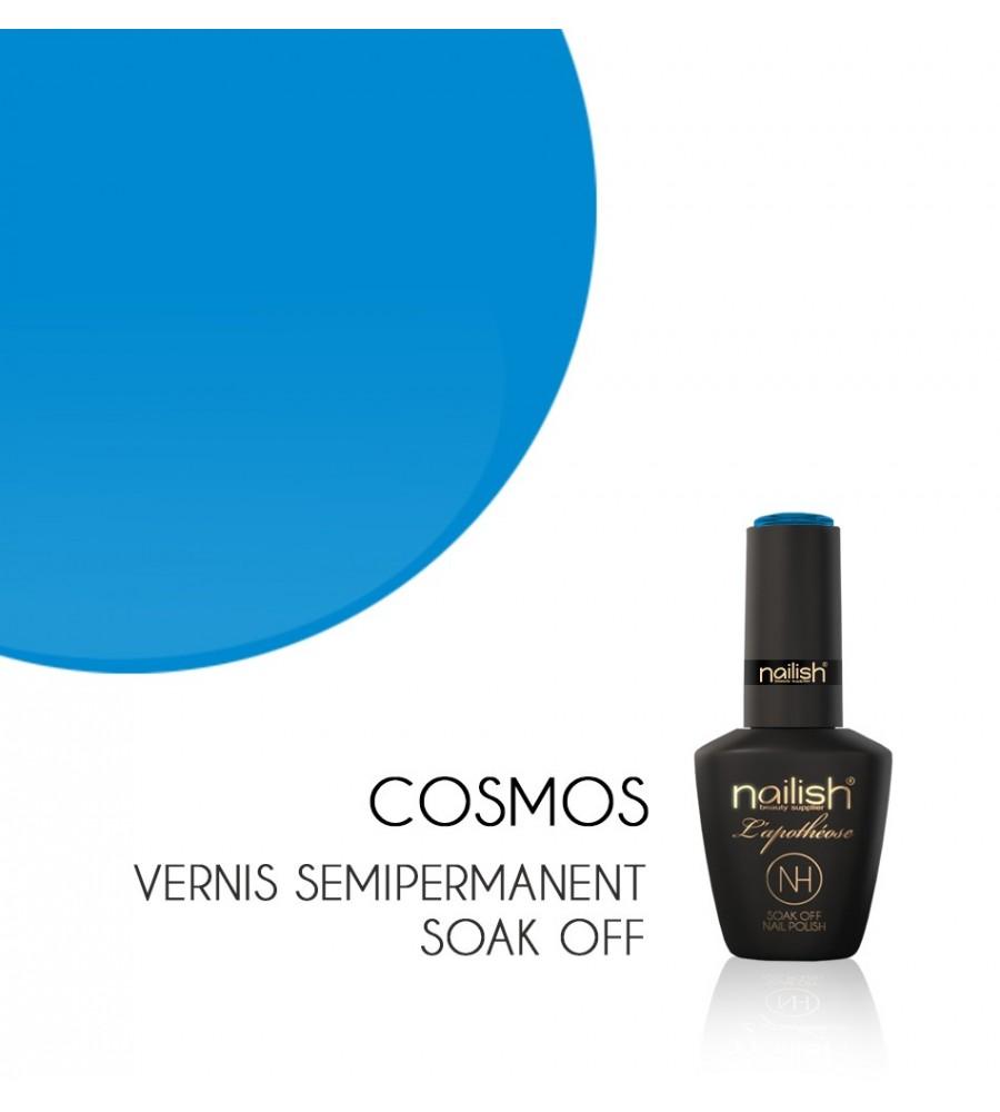 Vernis Semi Permanent UV / LED Cosmos Nailish Apothéose