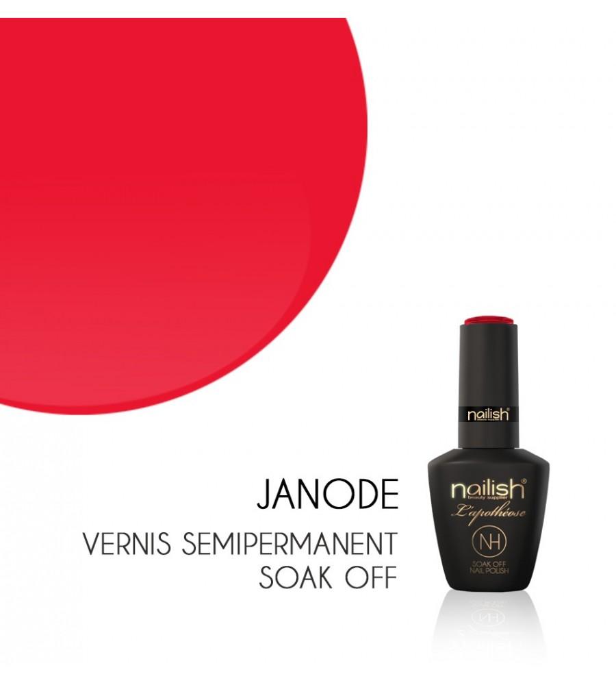 Vernis Semi Permanent UV / LED Janode Nailish Apothéose