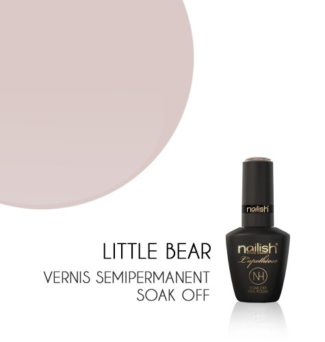 Vernis Semi Permanent UV / LED Little Bear Nailish Apothéose
