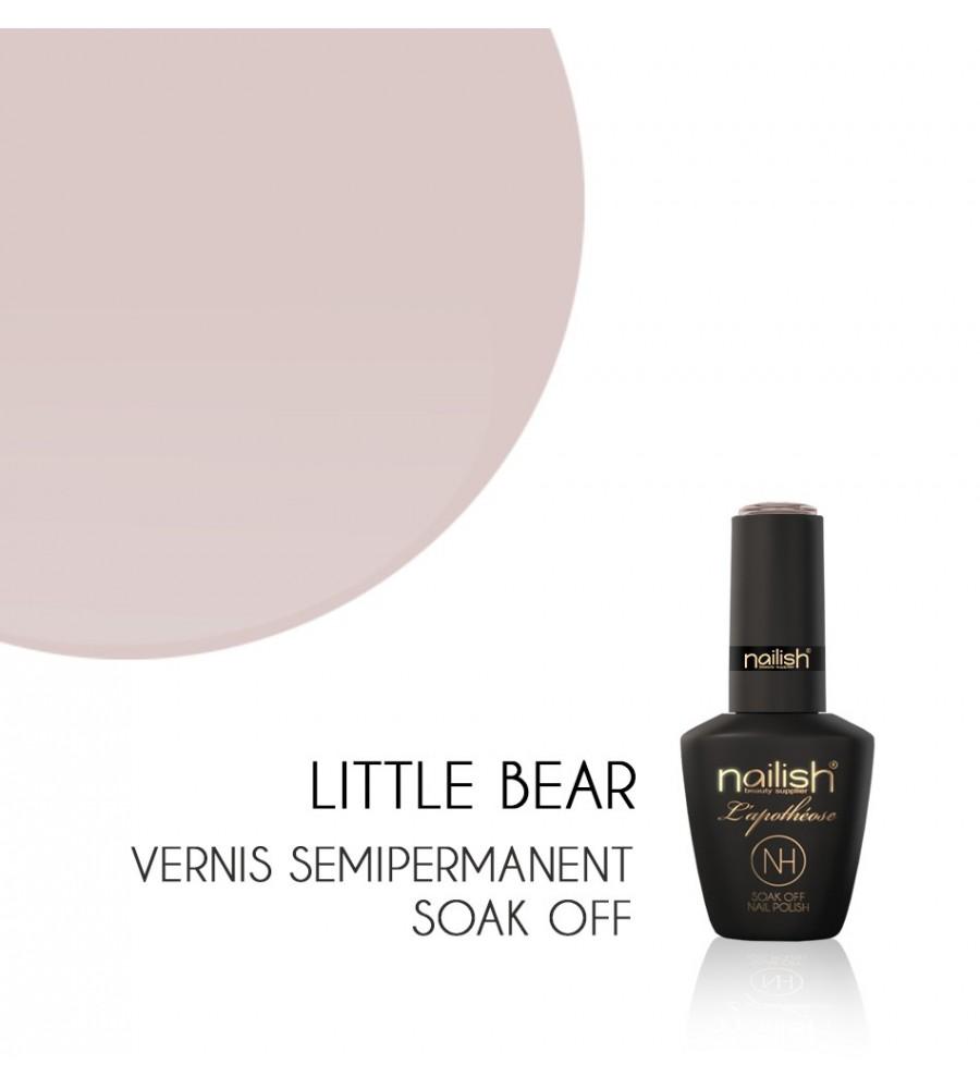 Vernis Semi Permanent UV / LED Little Bear Nailish Apothéose