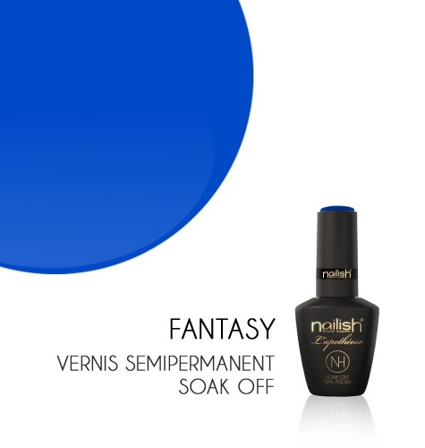 Vernis Semi Permanent UV / LED Fantasy L'Apothéose Nailish
