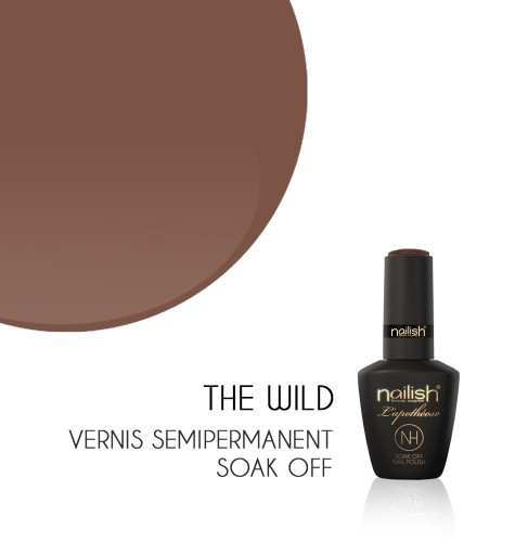 Vernis Semi Permanent UV / LED The Wild L'apothéose Nailish
