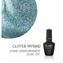 Vernis Semi Permanent UV / LED Glitter Myriad L'apothéose Nailish