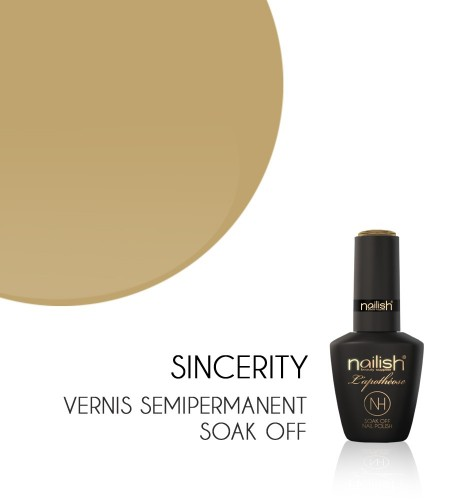 Vernis Semi Permanent UV / LED Sincerity L'Apothéose Nailish
