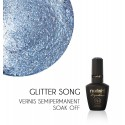 Vernis Semi Permanent UV / LED Glitter Song L'Apothéose Nailish