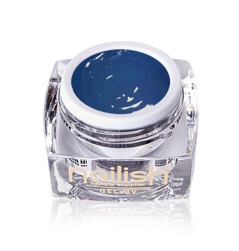 Gel UV/LED Color Nailish Intensive Blue 5ml