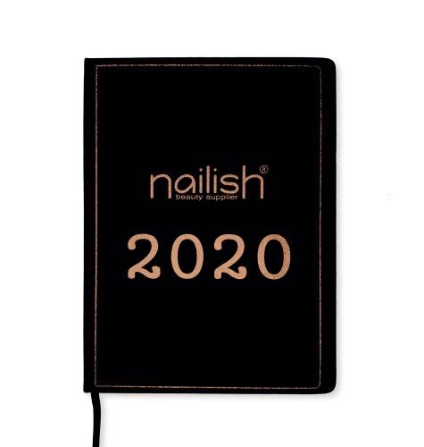Agenda Nailish 2020 rendez-vous prothésiste ongulaire, ongles, nail art et manucure