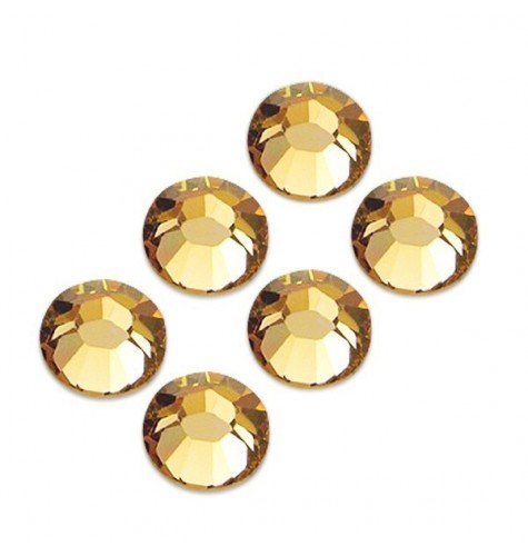 Strass SS5 Light Topaz 50 Pcs