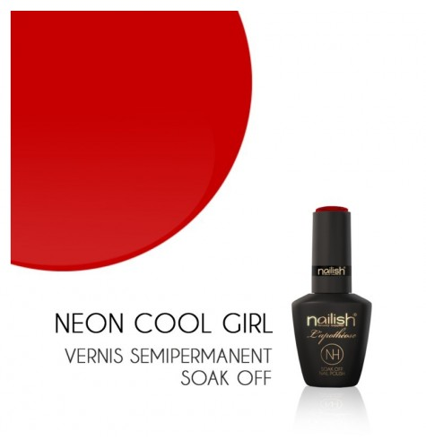 Vernis Semi Permanent UV/LED Néon Cool Girl L'apothéose Nailish