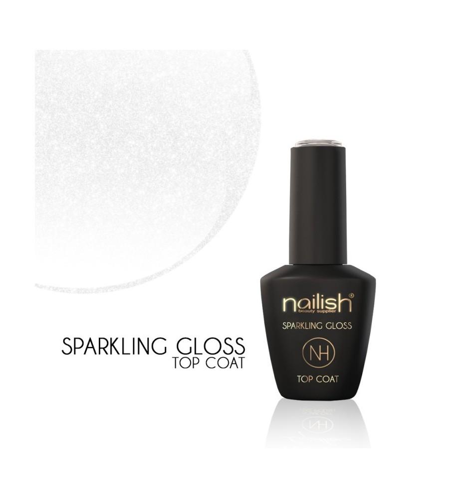 Top Coat Sparkling Gloss