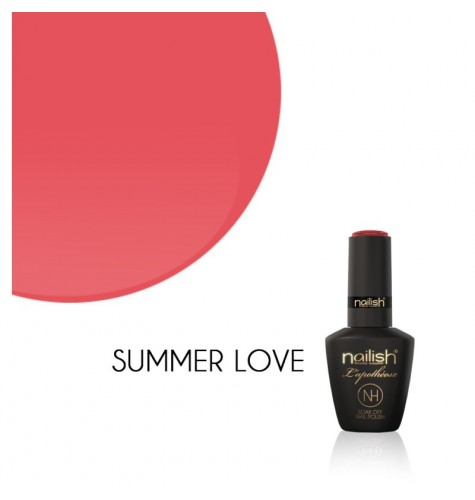 Vernis Semi Permanent UV / LED Summer Love L'Apothéose Nailish