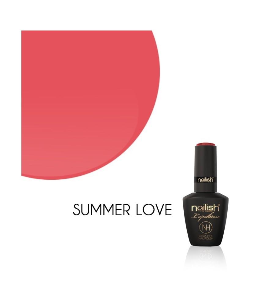 Vernis Semi Permanent UV / LED Summer Love L'Apothéose Nailish