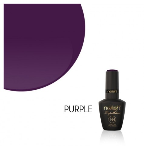 Vernis Semi Permanent UV / LED Purple L'Apothéose Nailish