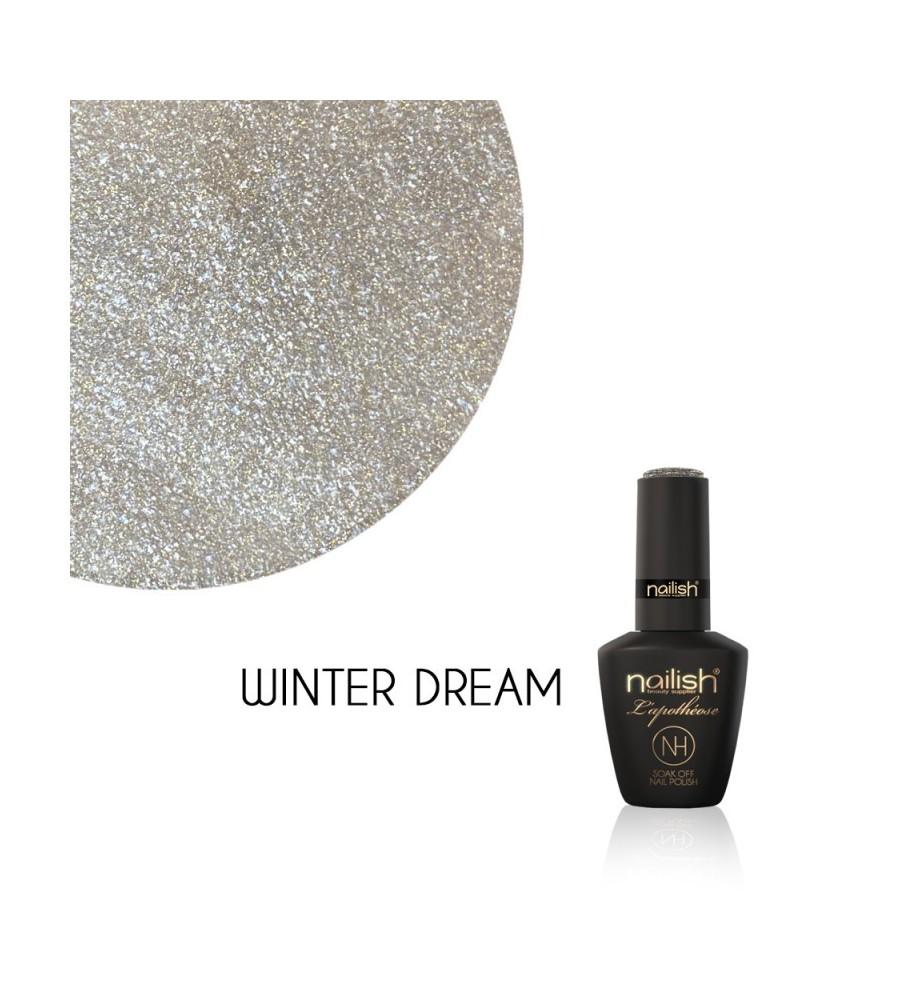 Vernis Semi Permanent UV / LED Winter Dream L'Apothéose Nailish