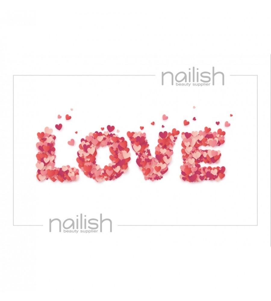 Sous Main Indéchirable Nailish Pink Edition