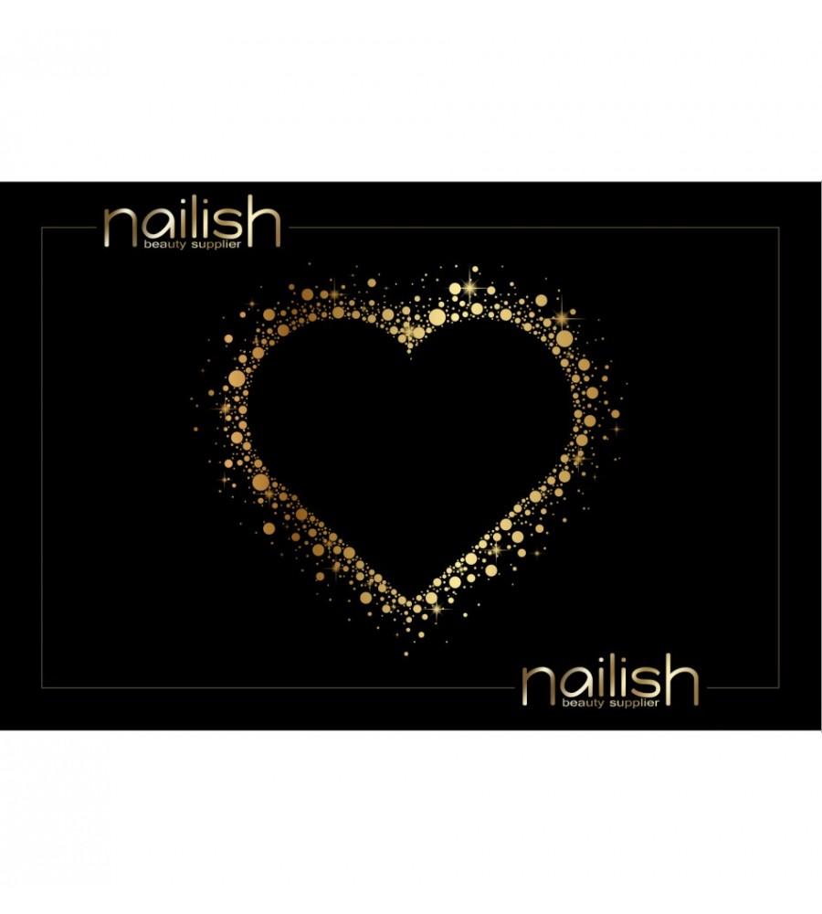 Sous Main Indéchirable Nailish Black Edition