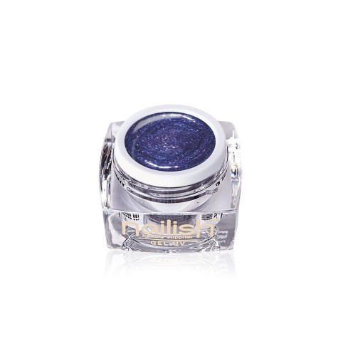 Gel UV/LED Glitter Sparkling Violet Nailish