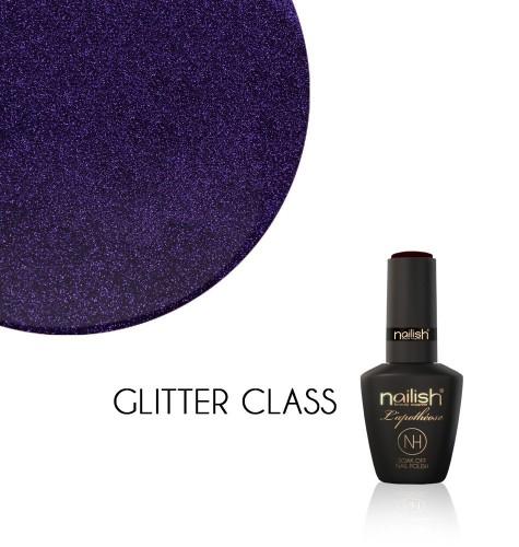 Vernis Semi Permanent UV / LED Glitter Class L'Apothéose Nailish