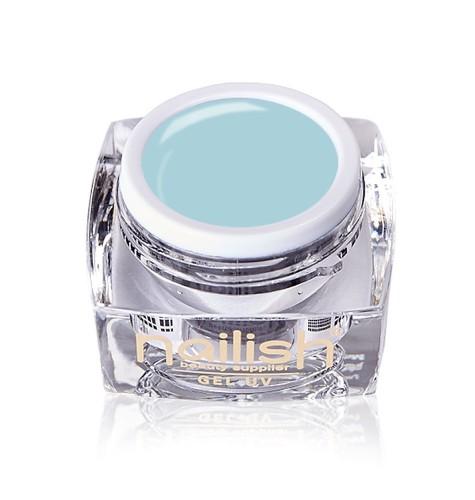 Gel UV/LED Color Nailish Light Blue