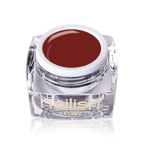 Gel UV/LED Color Nailish Cerise 5ml