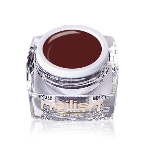 Gel UV/LED Color Nailish Burgundy 5ml