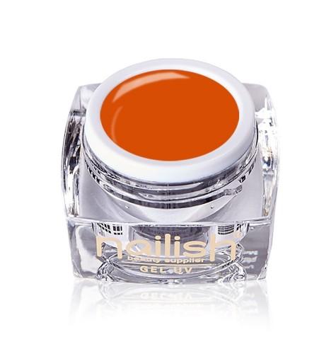 Gel UV/LED Color Nailish Orange Ellegance